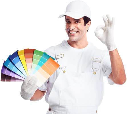 painting color selection