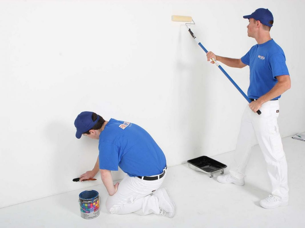 professional painting team